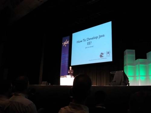 Wie Java-EE-Entwicklung sein sollte