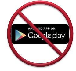 keine App fuer den Kongress