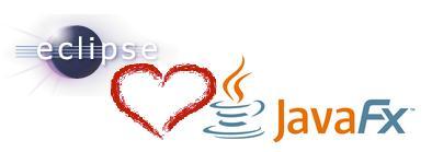 Eclipse Love JavaFX