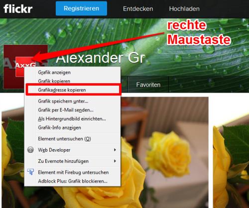 Flickr-ID